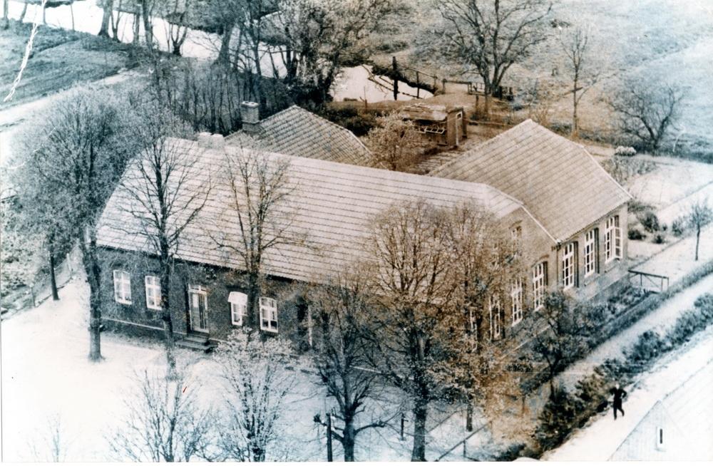 Schule, heute Dorfgemeinschaftshaus