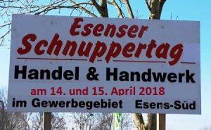 Esenser Schnuppertage @ Gewerbegebiet Esens Süd | Esens | Niedersachsen | Deutschland