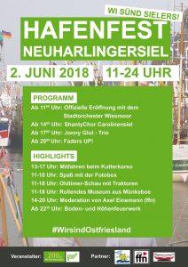 Hafenfest Neuharlingersiel @ Neuharlingersiel | Niedersachsen | Deutschland