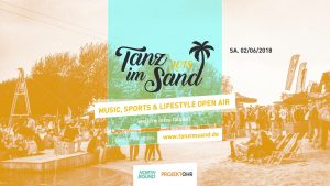 Tanz im Sand @ North Bound - Aurich Beach & Wake | Aurich | Niedersachsen | Deutschland