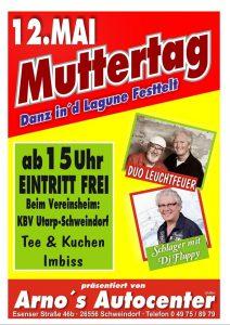 Muttertag im Lagune Festzelt @ beim Vereinsheim KBV Utarp-Schweindorf